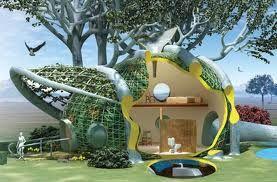 unique tree houses - Google Search
