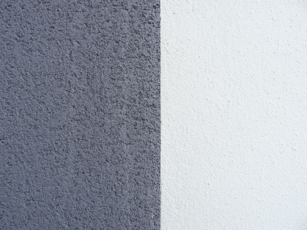 Crepi Exterieur Gris Anthracite enduit gris gratté et taloché blanc | enduit façade, enduit