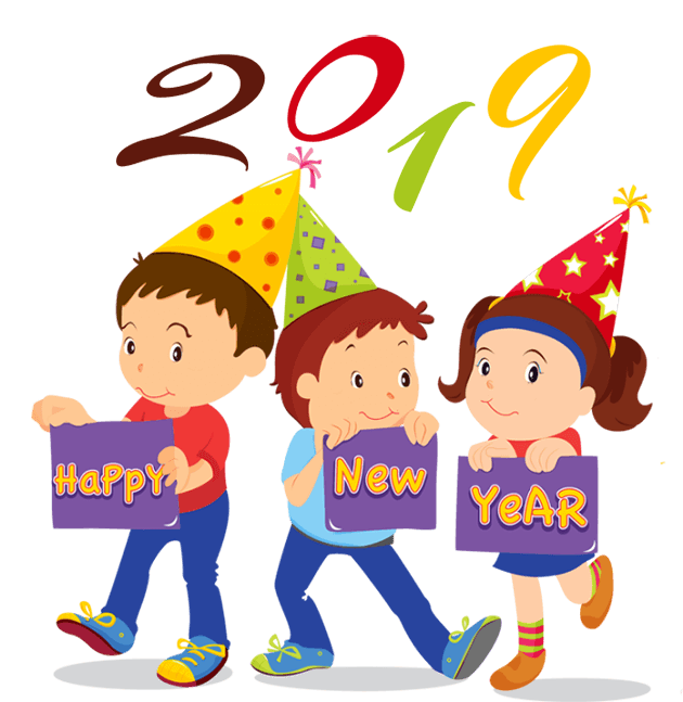 Happy New Year Clipart 2019 To Download New year clipart