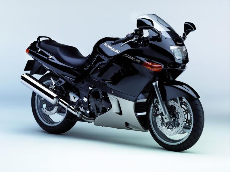 Kawasaki zzr 600 инструкция
