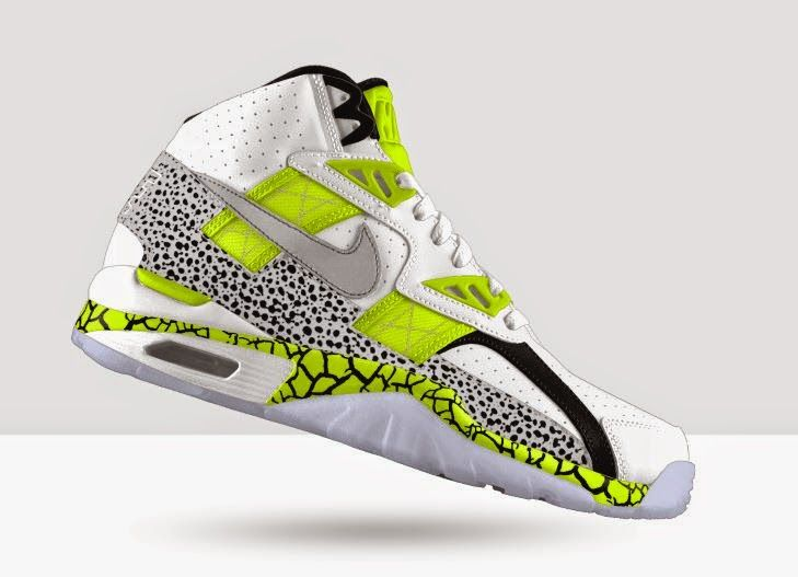 Design Your Own Nike Air Trainer SC \
