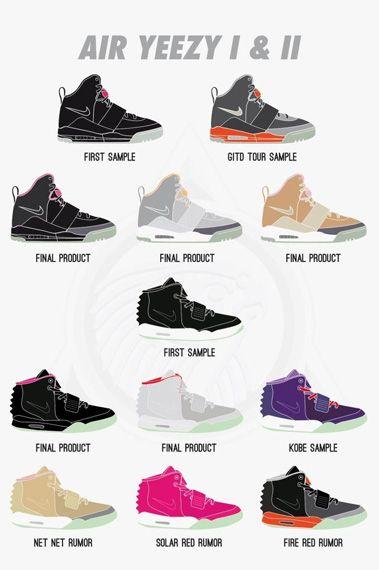 Nike Air Yeezy 2 New Colorway: True or False