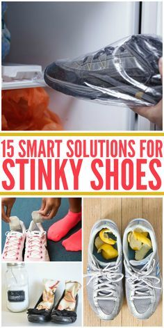 15 Smart Solutions For Stinky Shoes Stinky Shoes Smelly Shoes