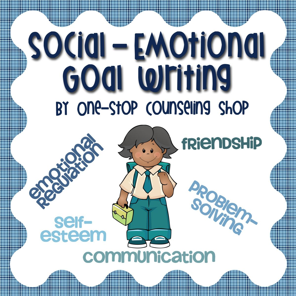 New Product Social Emotional Iep Goal Writing Guide
