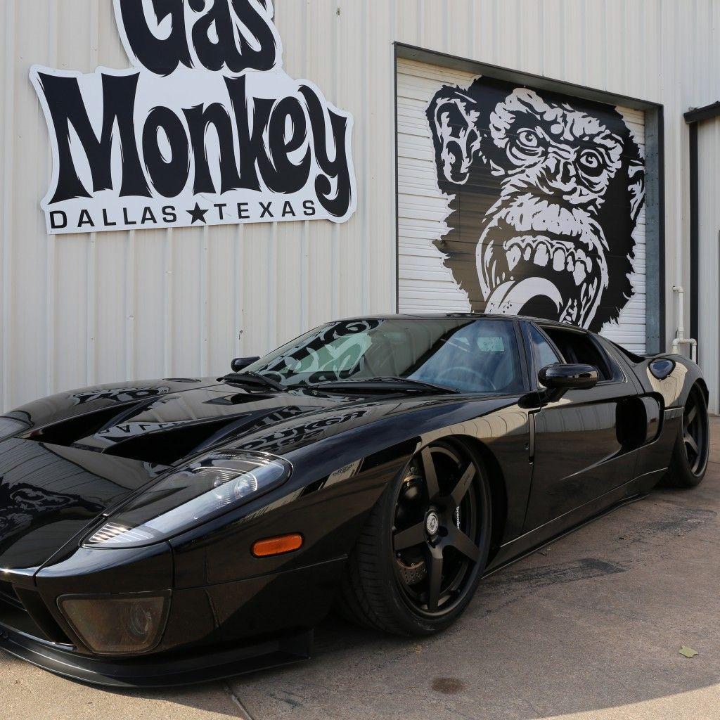 ford gt gas monkey garage fast n 39 loud gas money. Black Bedroom Furniture Sets. Home Design Ideas