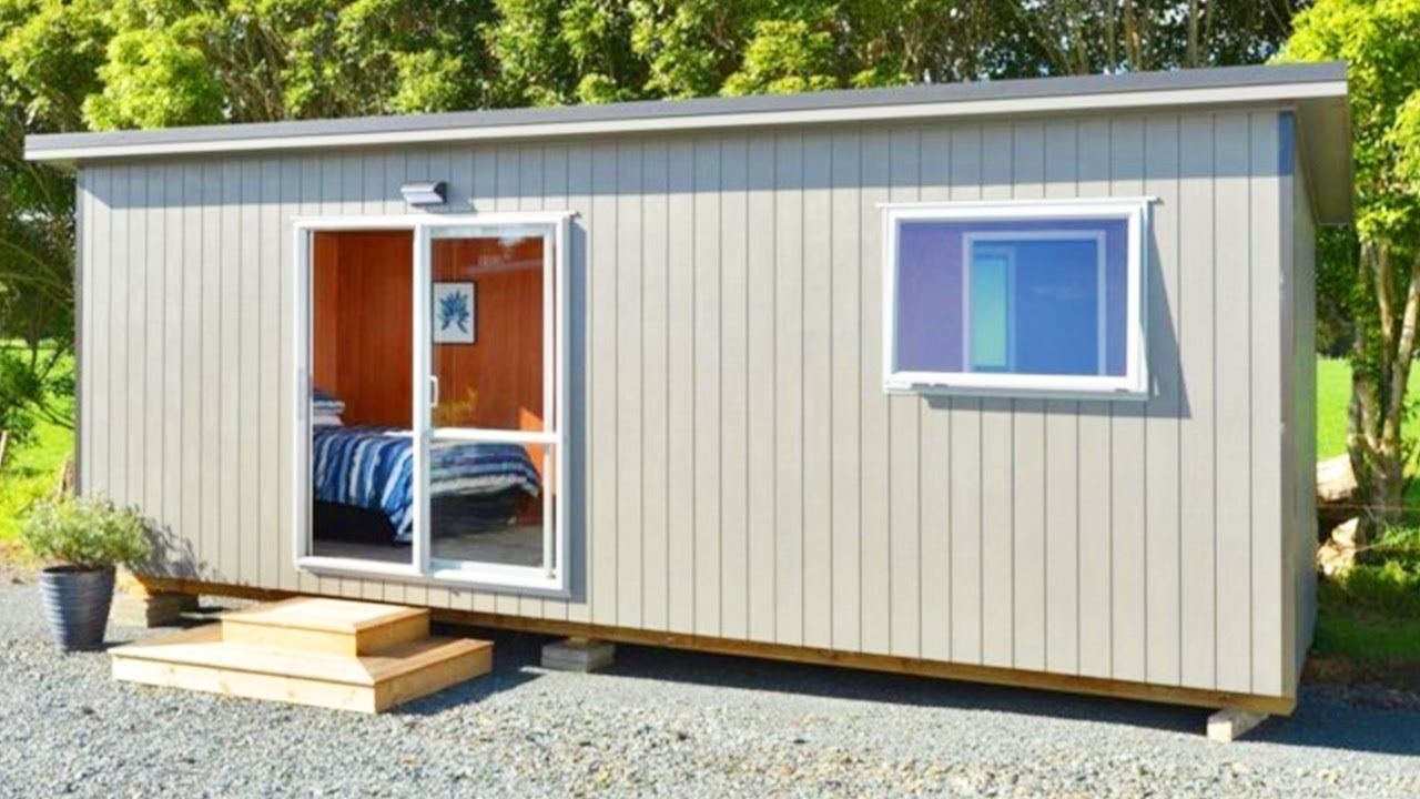 Stunning Tiny House For Sale In Whangarei Northland Nz