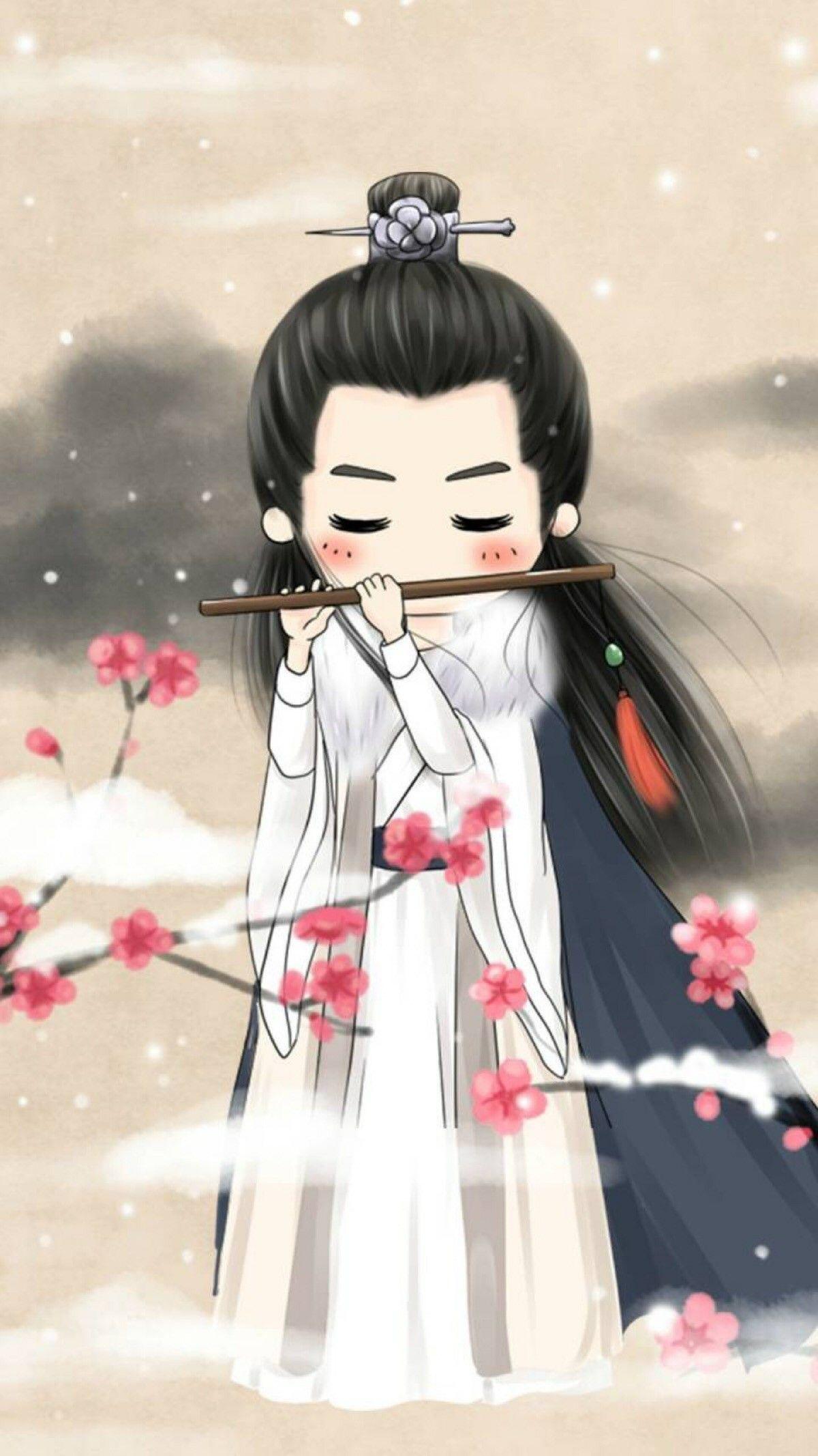 Pin by ROSE on Girl Kawaii illustration, Anime chibi