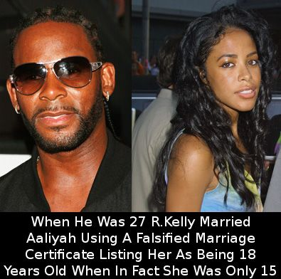 married aaliyah kelly R and