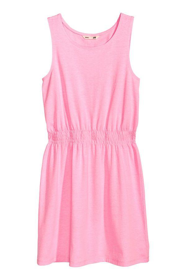 Jerseykleid   Rosa   SALE   H&M DE   Mode, Kleider, Tuch