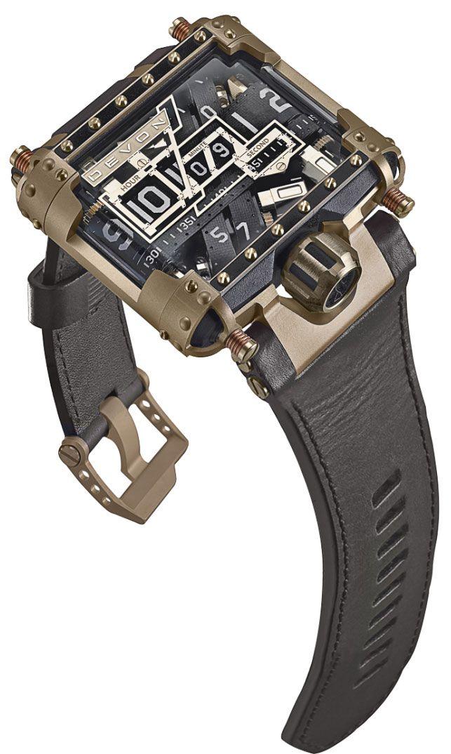 Devon Steampunk - The Coolest Watches from Watchismo.com