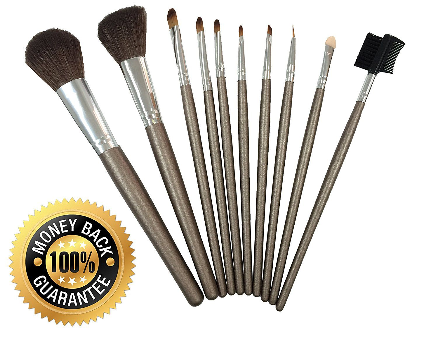 Makeup Brushes Professional A Grade Premium Soft Synthetic