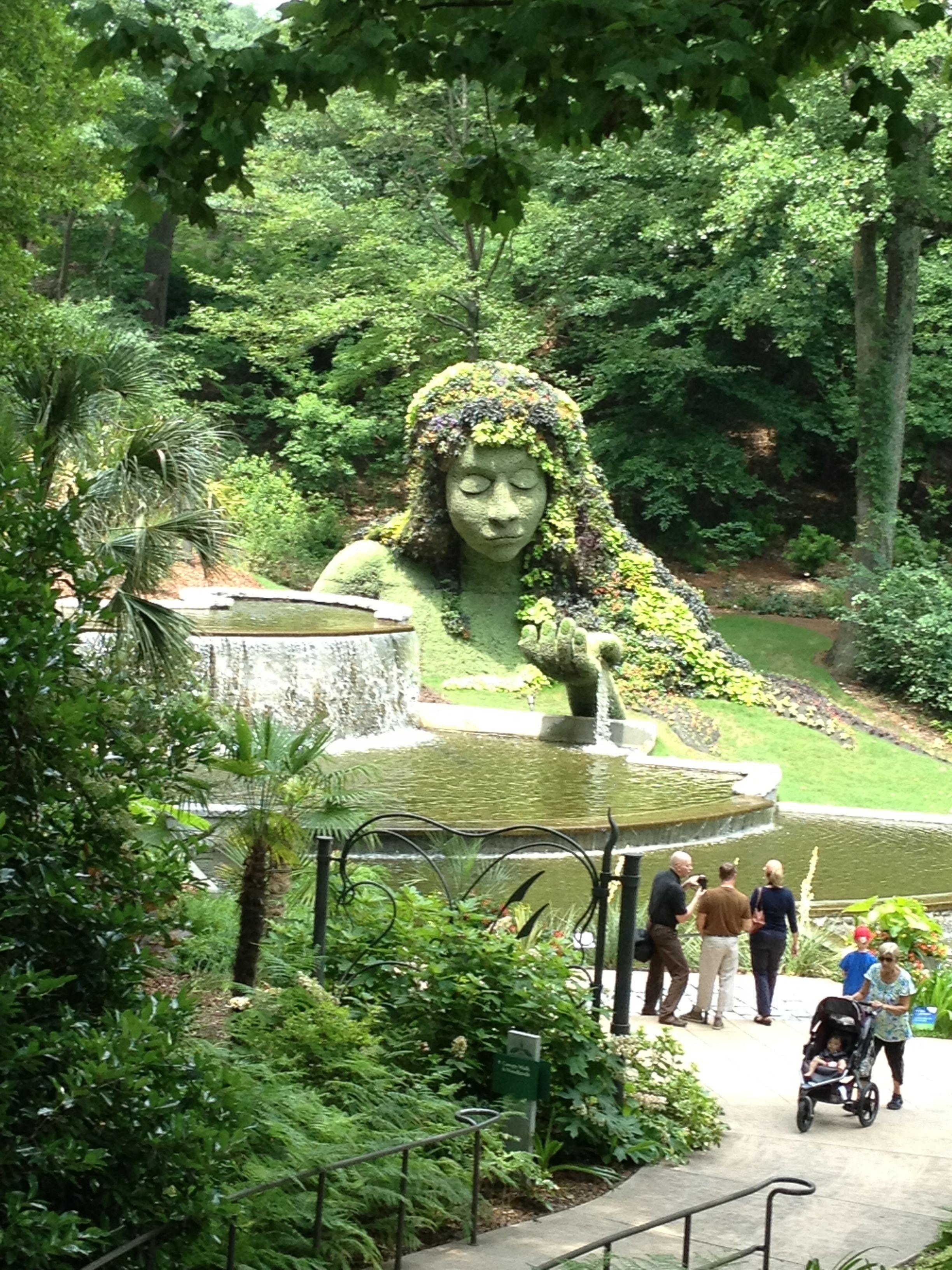 Merveilleux Botanical Gardens In Atlanta Georgia