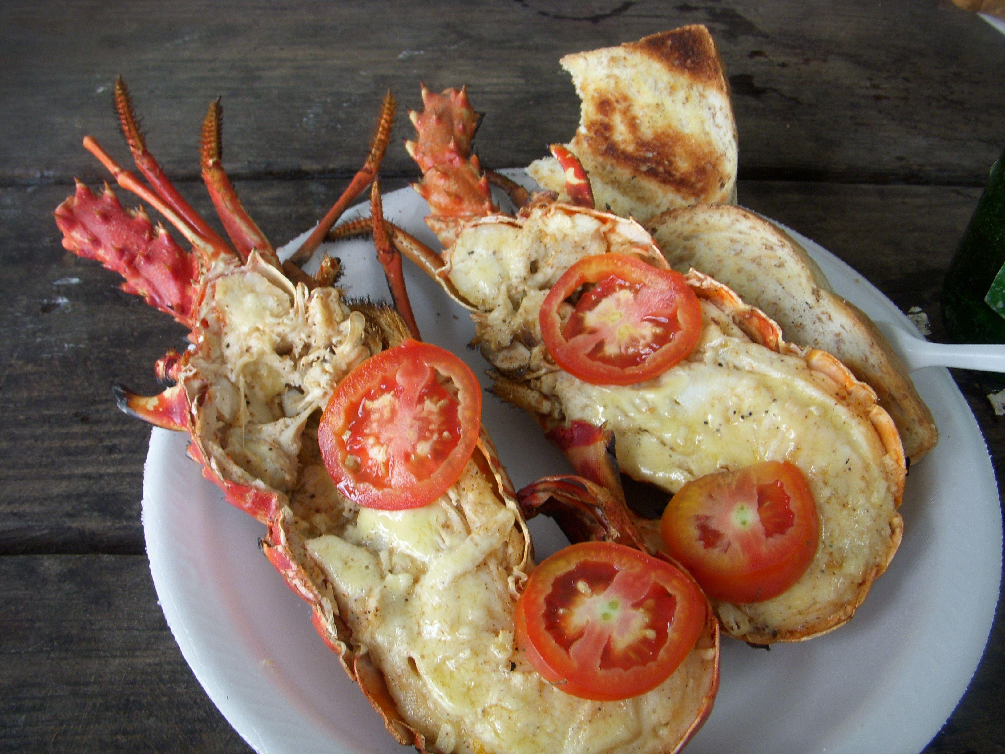 Lobster In Jamaica Foods Pinterest