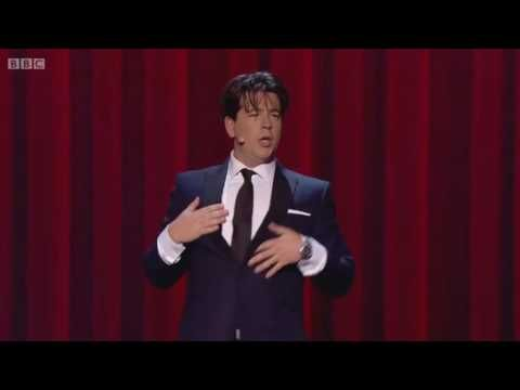 Michael Mcintyre British People On Holiday Youtube