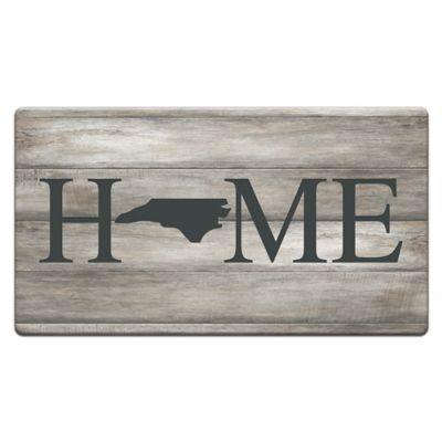Home State North Carolina 20 X 36 Kitchen Comfort Mat Kitchen Comfort Mat Comfort Mats Anti Fatigue Mat