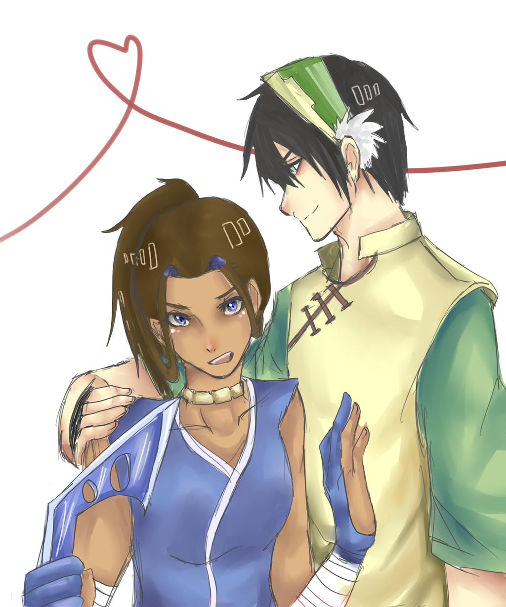 Avatar Airbender: Genderbend All The Things By FlameWolx.deviantart.com On