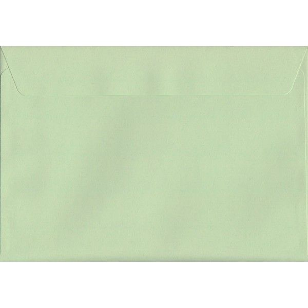 spearmint green self sealing c5 162mm x 229mm 120gsm colour