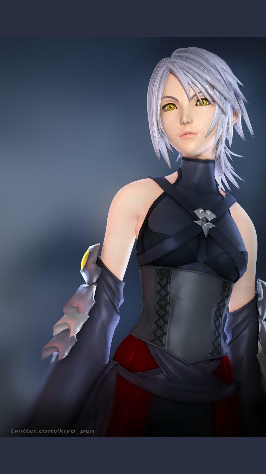 Dark Aqua   Kingdom Hearts   Kingdom Hearts, Terra kingdom ...