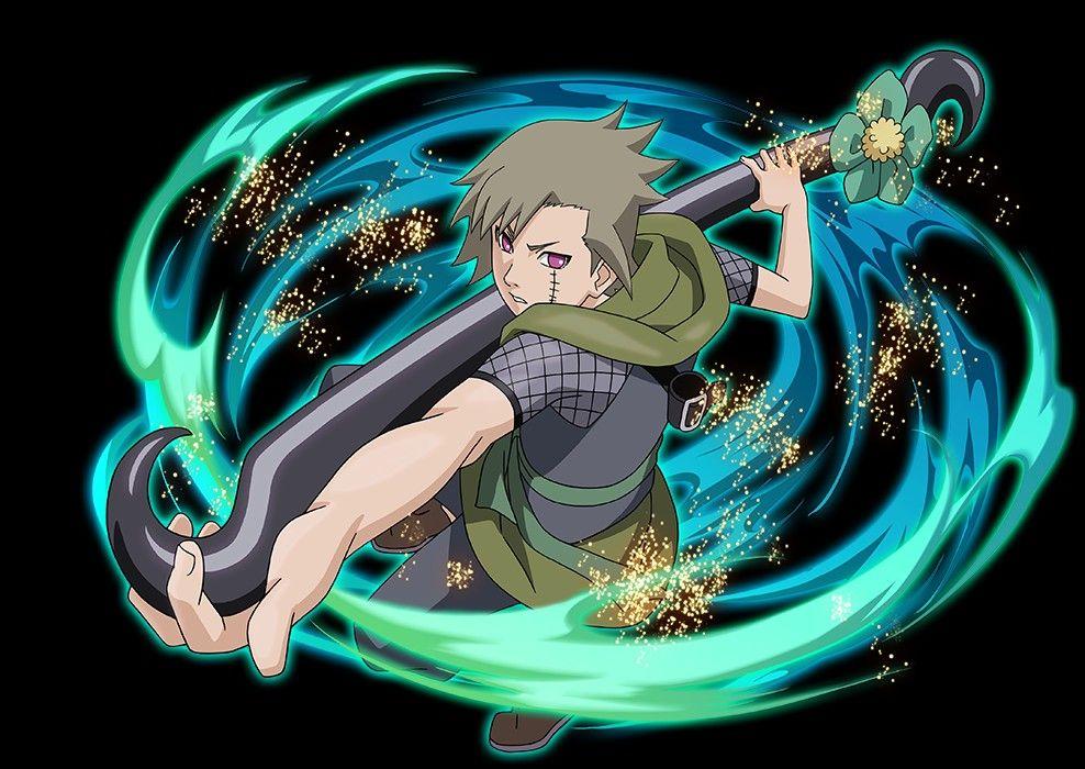 Yagura Karatachi Naruto Anime Ninja