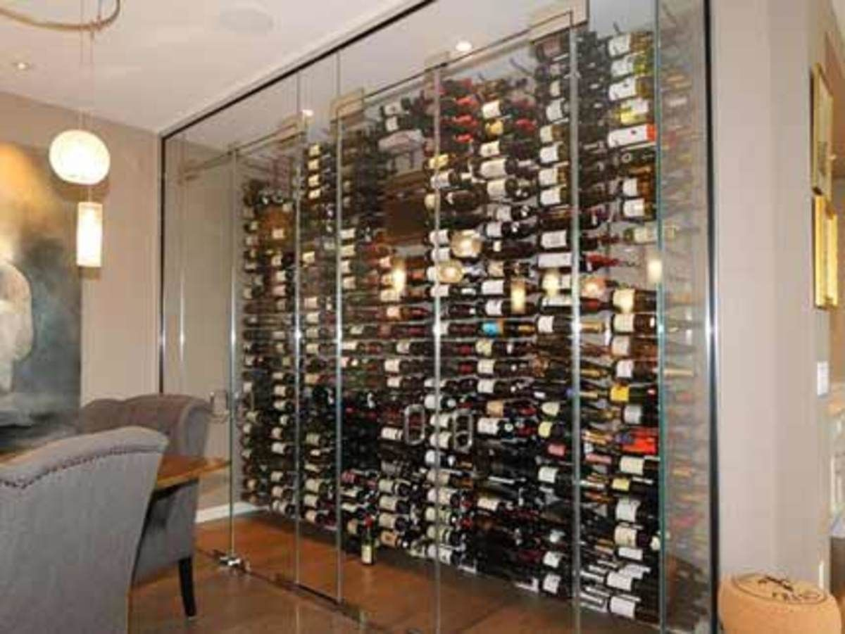 Wine Cellars For The Period Home Home Wine Cellars Wine Cellar