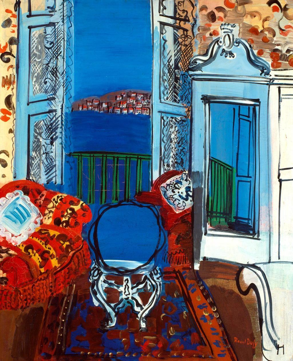 Juan Ngel Lpez In 2019 Desastre De Caj Raoul Dufy Artista Grafico Museo Arte