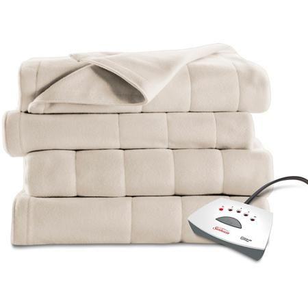 Sunbeam Fleece Electric Heated Blanket, 1 Each   Walmart.