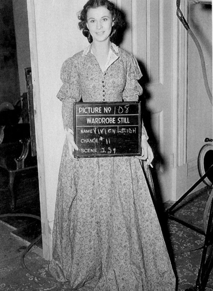 Scarlett O'Hara Gone with the wind, Movie stars