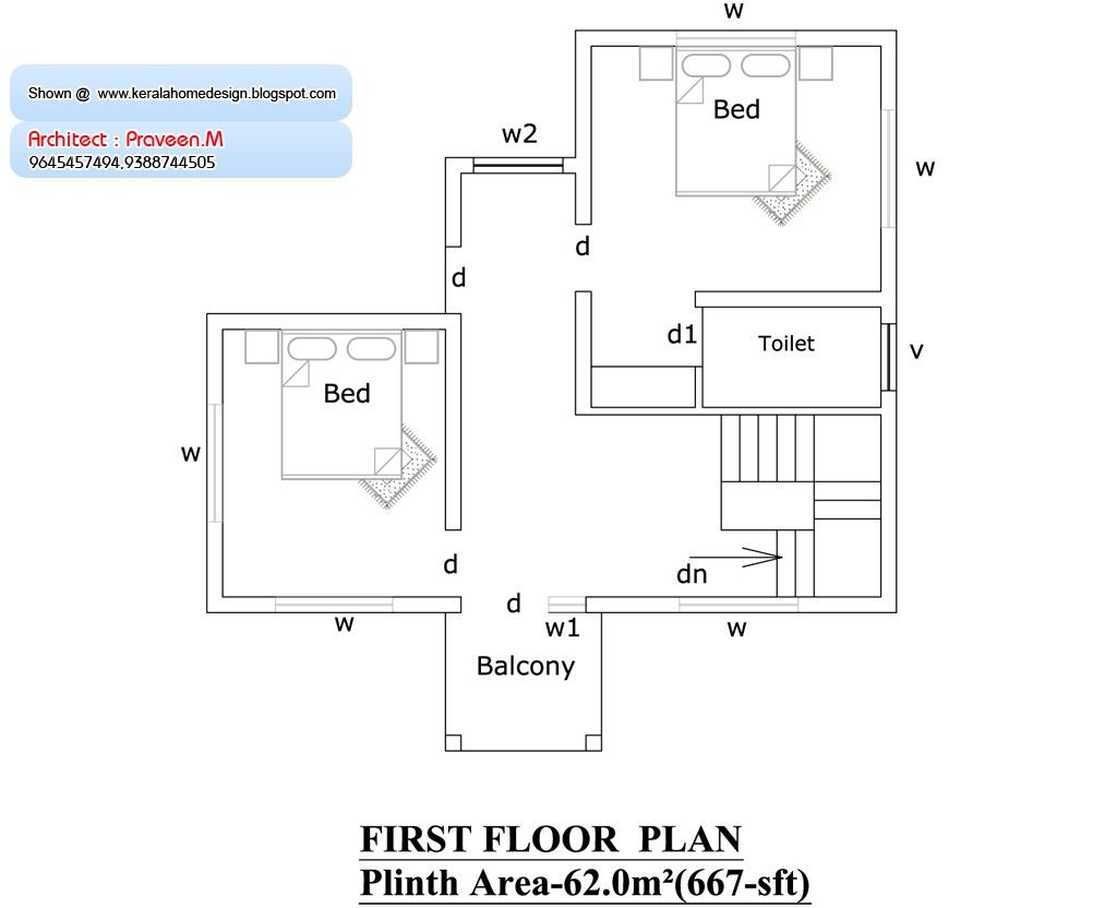 Pin On 800 Sqft Plans