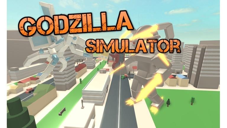(15) 🐉Godzilla Simulator! (Desc) Roblox Roblox