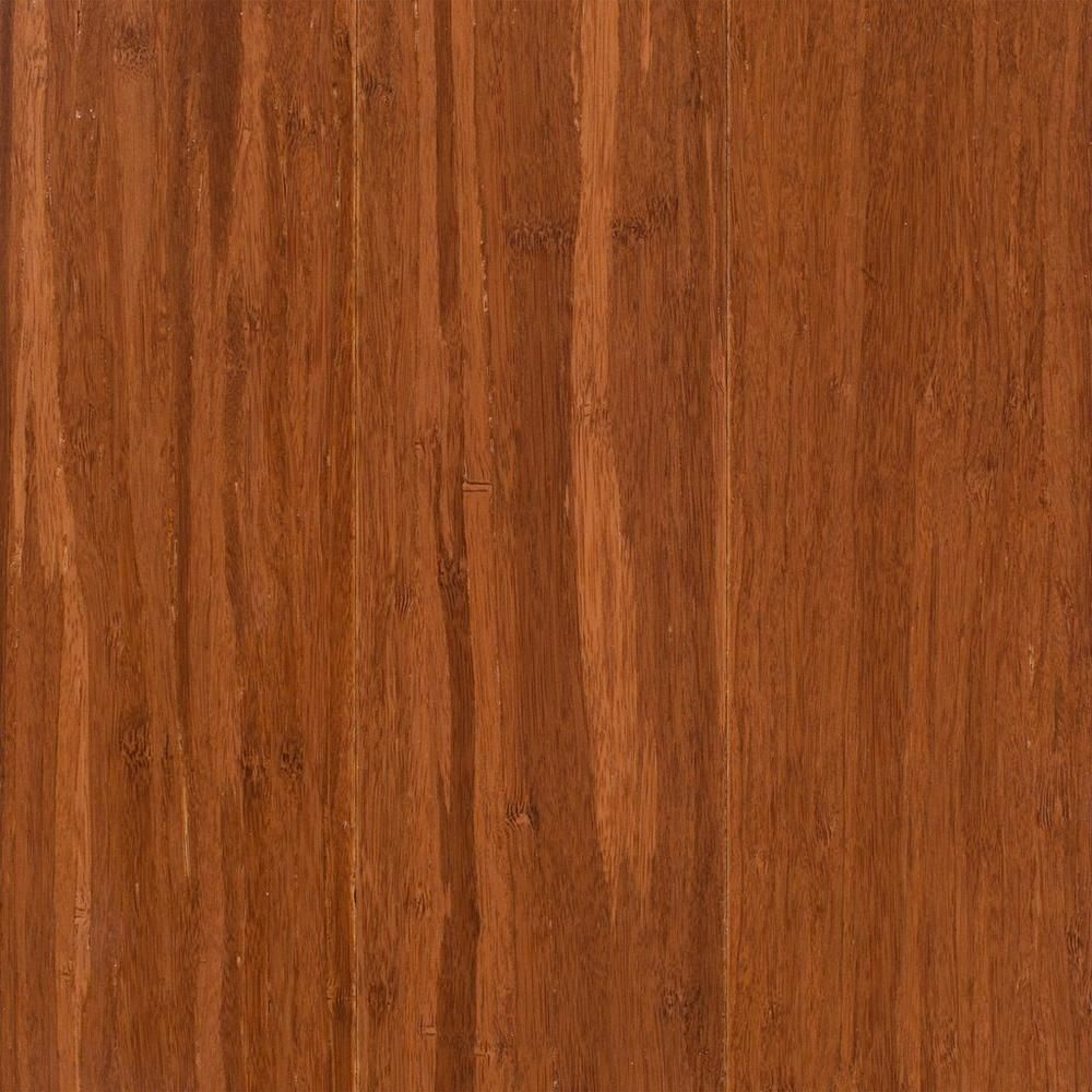 Rustic Hardwood Flooring Tips And Suggestion: Eco Forest Heritage Tamarind Solid Stranded Bamboo