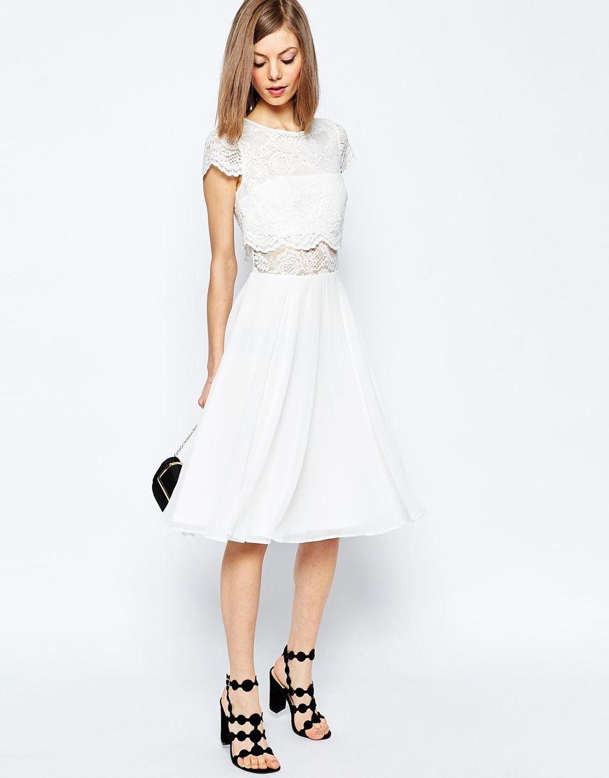 La robe plan b de votre mariage civil ou robe du lendemain | Mariage ...