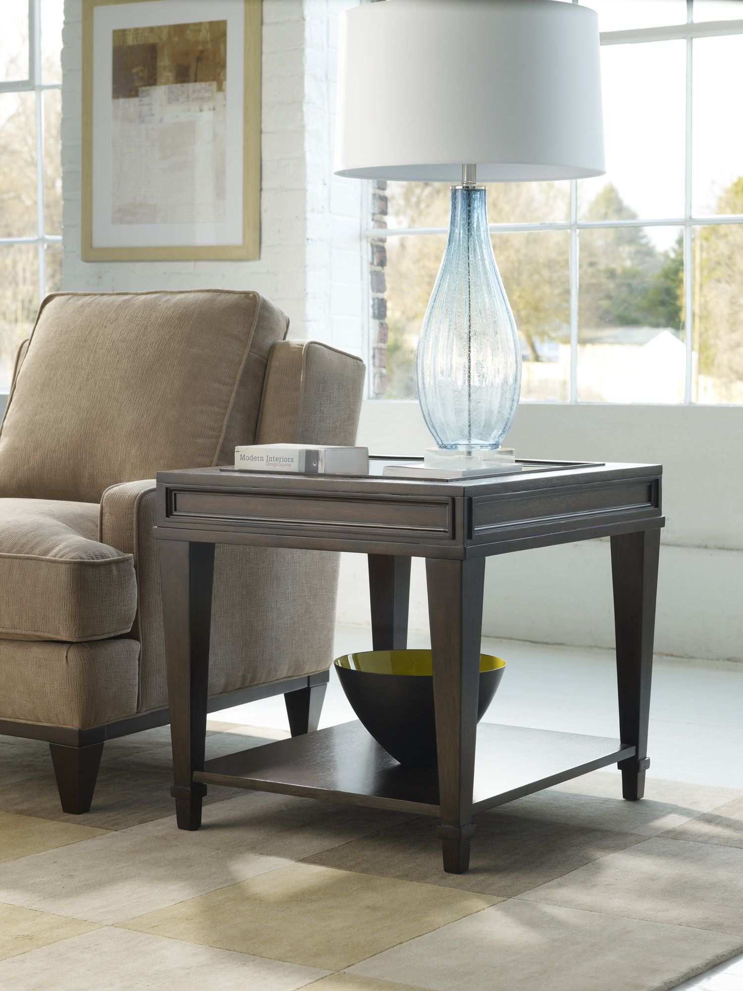 H Contract Furniture | 1030 81113 Ludlow End Table