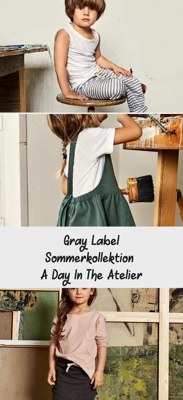 Gray Label Sommerkollektion – A Day In The Atelier – Fashion