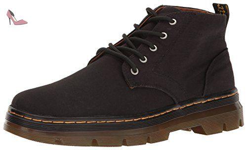 Dr. Martens Men Eason Canvas Boots black 21955001, pointure:eur 47