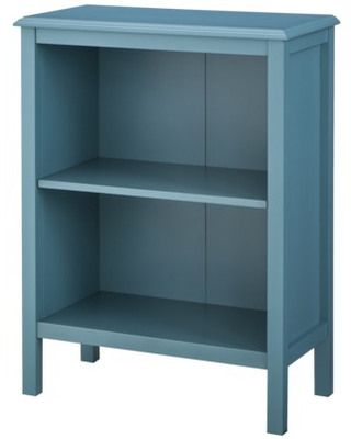 Great for my kids' book corner. Threshold™ Windham 2-Shelf Bookcase from Target.