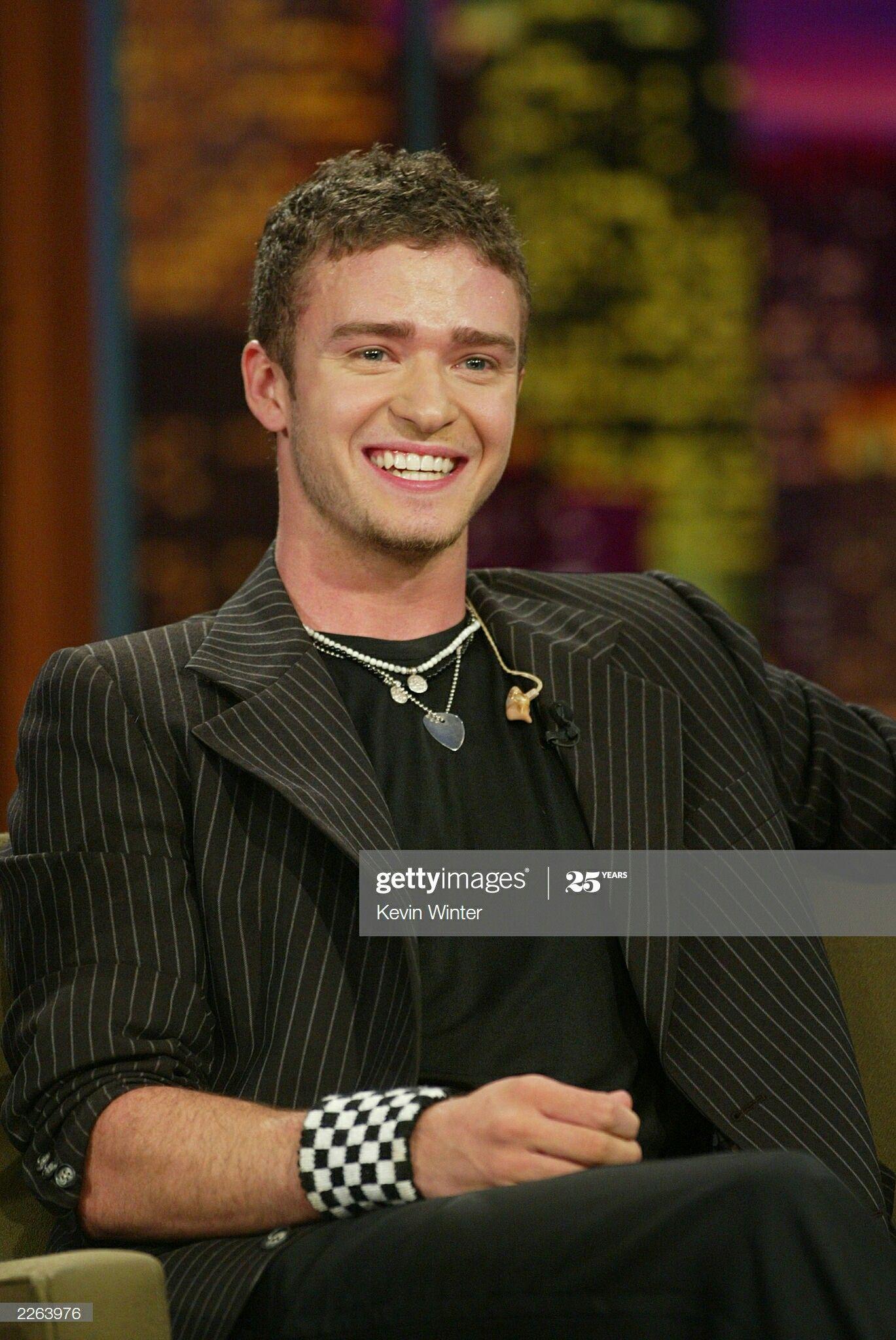 The Tonight Show With Jay Leno Justin Timberlake Justin Timberlake Justin Timberlake Justified Royalty Free Stock Photos