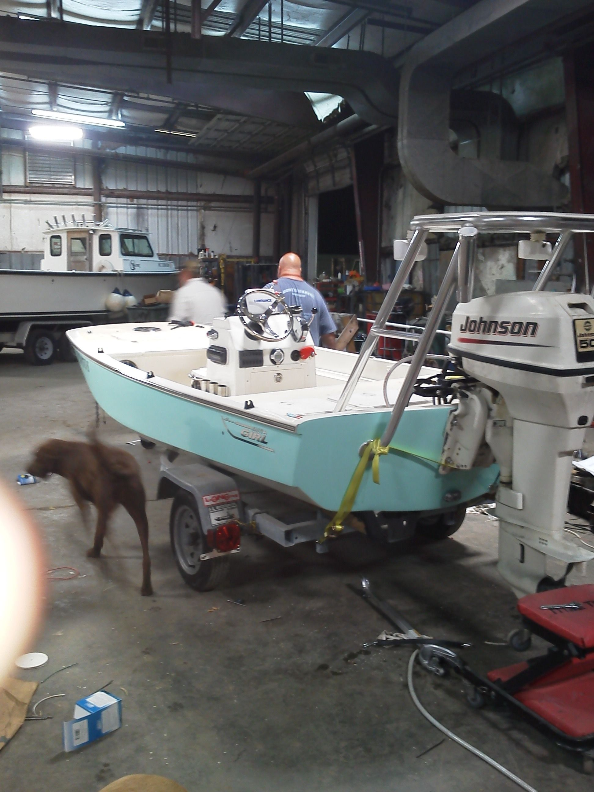 Custom Boston Whaler Flats Boat Build Page 12 The Hull