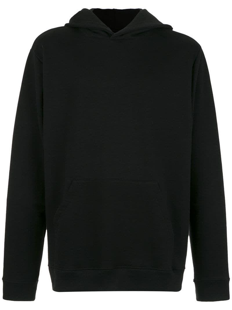 Osklen Plain Hoodie Farfetch Plain Hoodies Hoodies Plain Black Sweatshirt [ 1067 x 800 Pixel ]