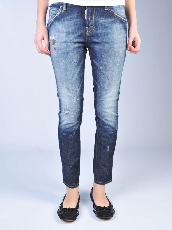 D2 - Jeans in denim scuro | Di Pierrohttp://www.dipierrobrandstore.it/product/1747/Jeans-in-denim-scuro.html