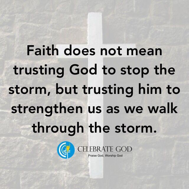 faith means trust trust - 640×640