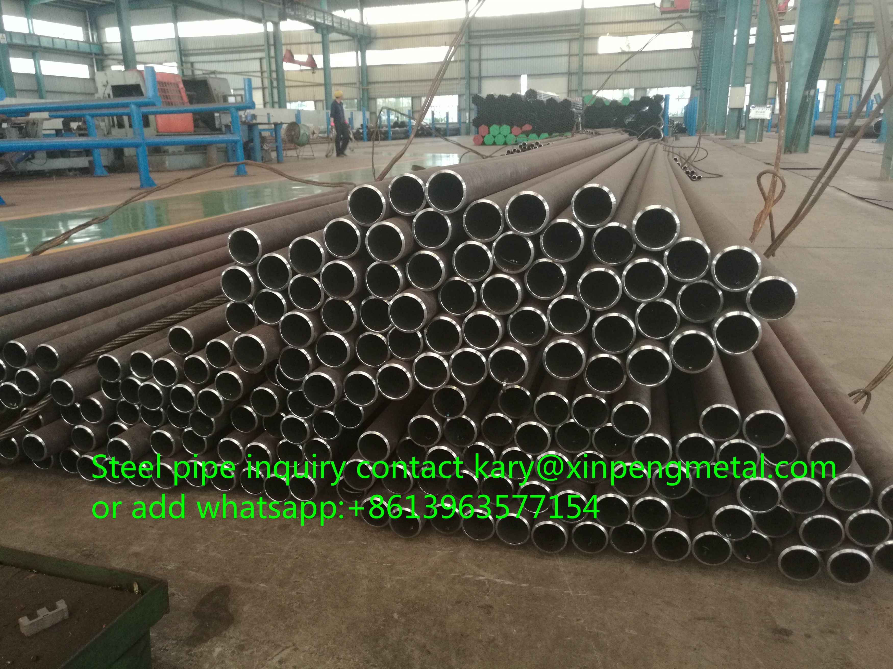 Industry news: The Development and Application Of Steel Tube Industry Conference (DASTIC) is helded by China steel structure association steel pipe branch and Shanghai steel pipe industry association, on 1th-3th Nov in Longbai restaurant in Shanghai.If you have steel pipe inquiry contact Email:kary@xinpengmetal.com or add my skype:fengling130724 or whatsapp:+86 13963577154