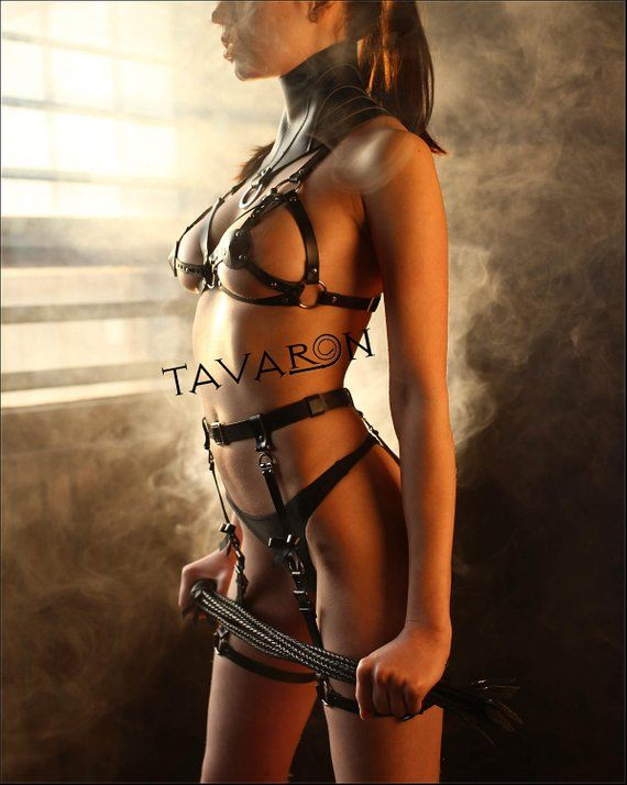 Leather harness, BDSM harness, Leather , BDSM , Leather top ...