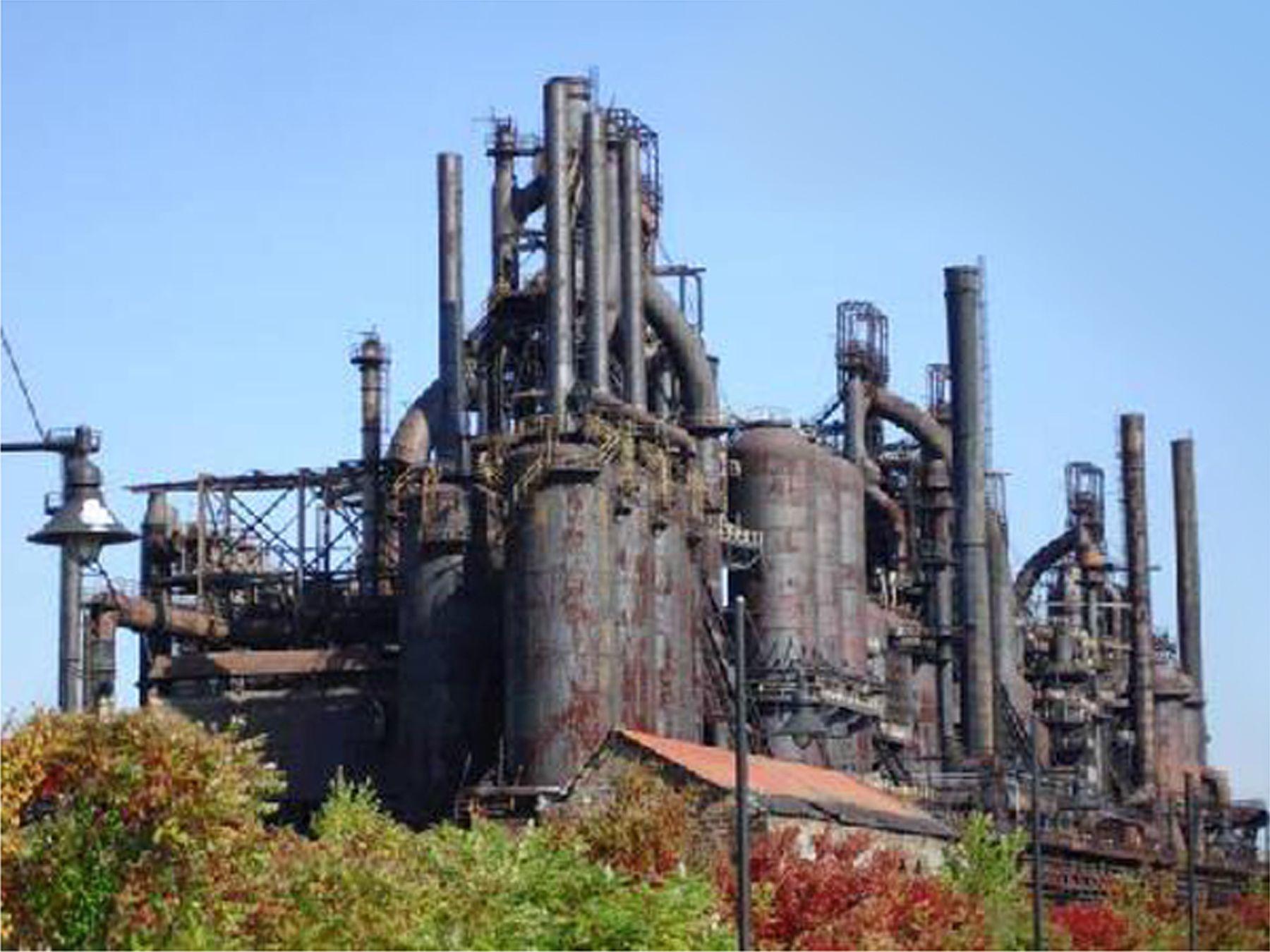 Bethlehem Steel | abondoned | Pinterest | Bethlehem steel, Bethlehem ...