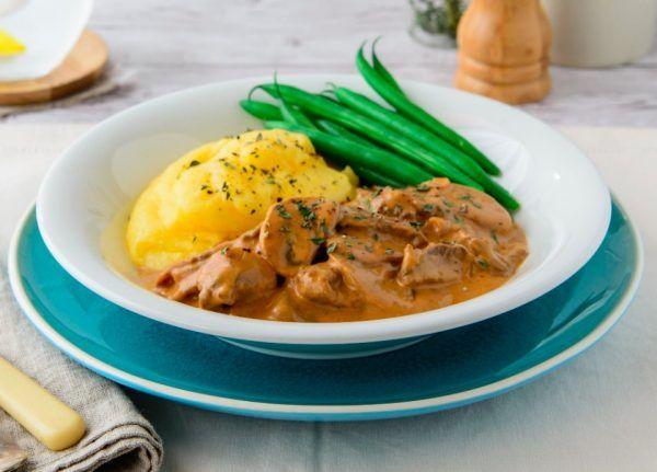 Healthy beef stroganoff recipe beef stroganoff dinners and food forumfinder Gallery