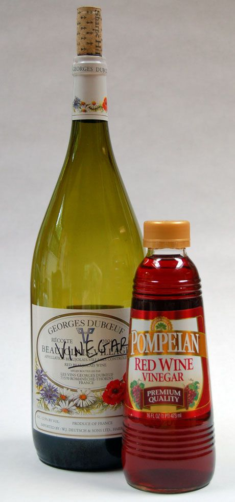 red wine vinegar for low carb diet
