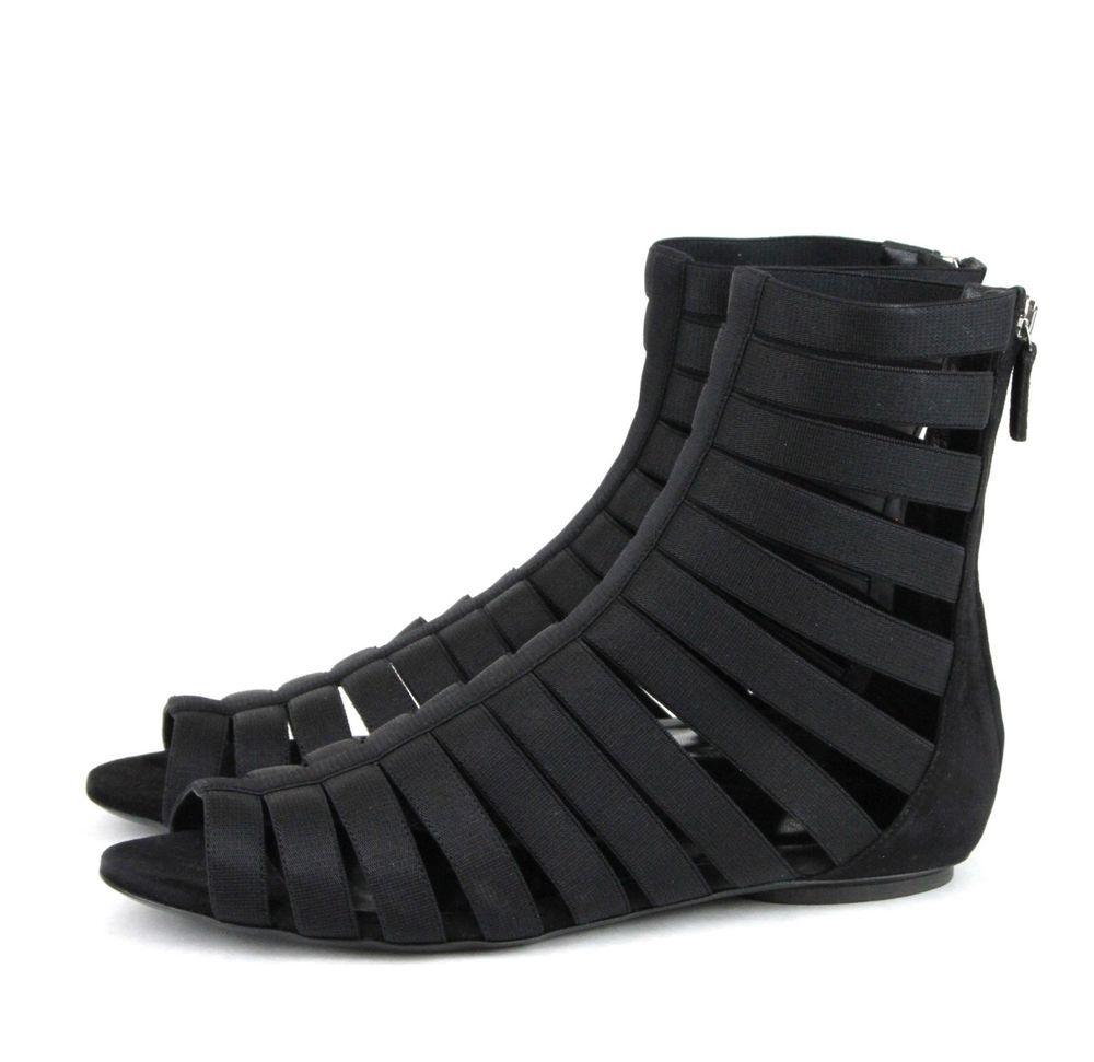 0eaae061c New Authentic Gucci Black Isadora Elastic Gladiator Sandal #best #gucci # sandal