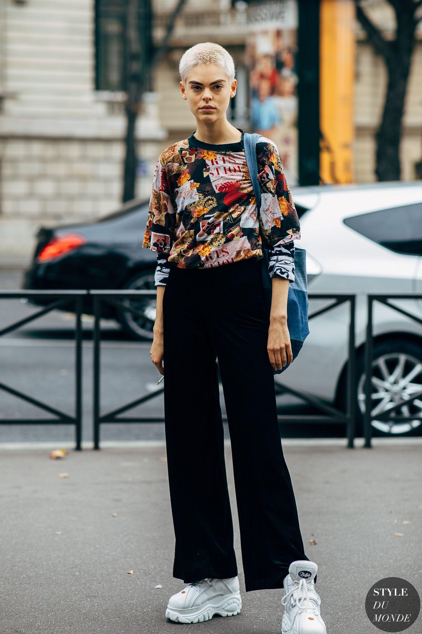 Anna Rubin Street Style Street Fashion Photography Model Street Style