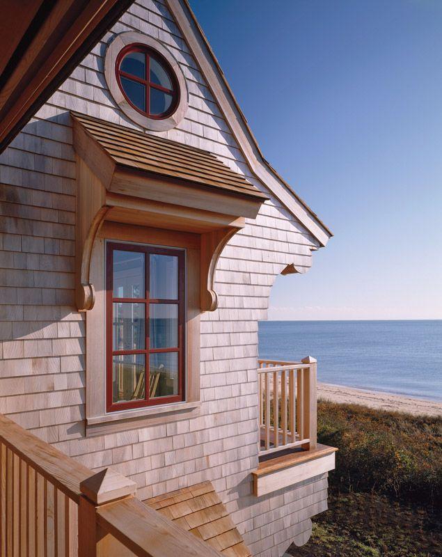 Shingle Style Cape Cod Classic Houses House Window