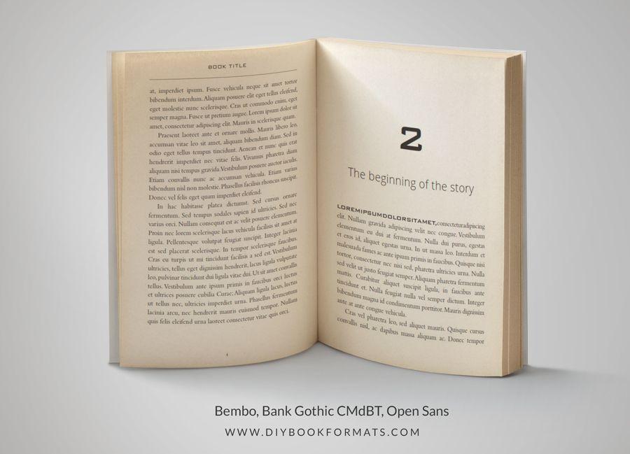 Diy Book Formats Book Design Inspiration Book Design Layout Book Design