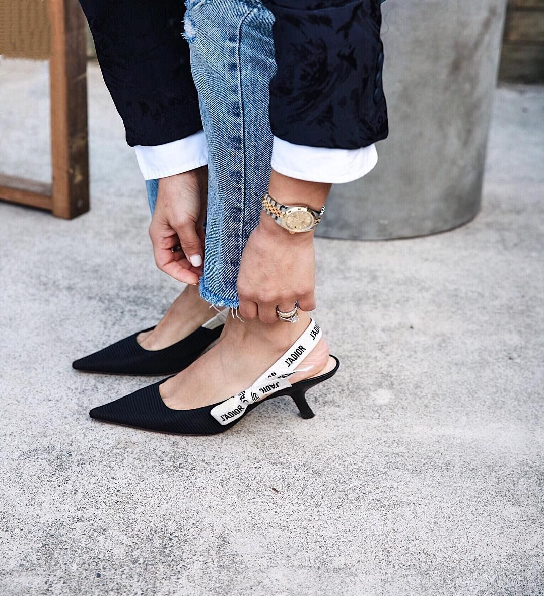 Image result for slingback heels